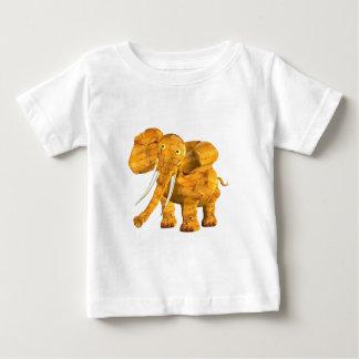 Valxart wood elephant  zodiac friendship coffee mu baby T-Shirt