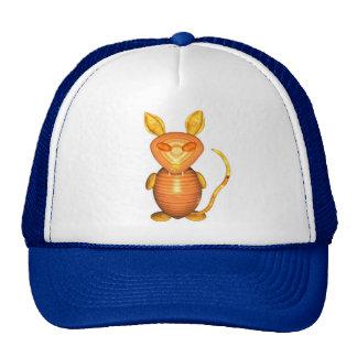 Valxart wood rat chinese zodiac trucker hat
