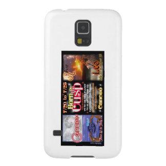 Valxart zodiac Cusp of Cancer Leo Galaxy S5 Case