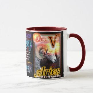 Valxart Zodiac Cusp Pisces Aries Mug