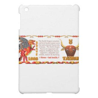 Valxart Zodiac Earth Dragon Aquarius born 1988 iPad Mini Covers