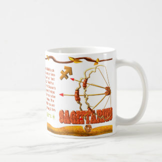 ValxArt zodiac earth snake Sagittarius born 1989 Classic White Coffee Mug