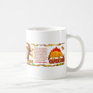 ValxArt Zodiac earth tiger Capricorn born 1998 Coffee Mug