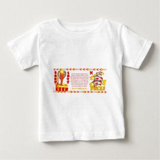 Valxart zodiac fire snake born Pisces Baby T-Shirt