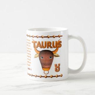 ValxArt Zodiac Taurus Yin Wood Dog 1934 1994 Coffee Mug