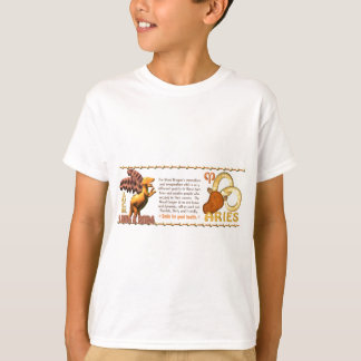 ValxArt Zodiac wood dragon born Aries 1964 2024 T-Shirt