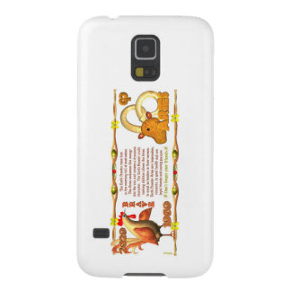 Valxart's 1969 Earth Roster zodiac Aries Galaxy S5 Case