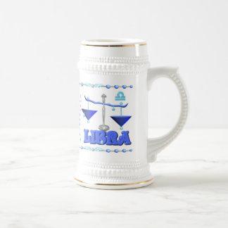 Valxart's 1973 Zodiac water Bull born Libra Beer Stein