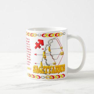 Valxart's 1977 Fire Snake  zodiac born Sagittarius Coffee Mug