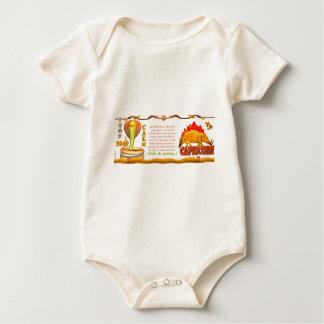 Valxart's 1989 WoodRat zodiac born Pisces Baby Creeper