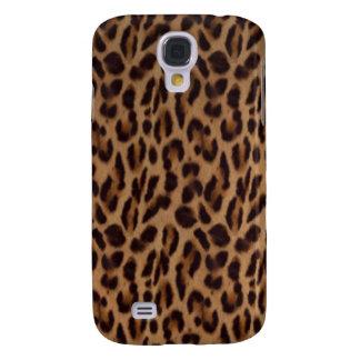 Valxart's Leopard skin illusion Galaxy S4 Case