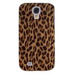 Valxart's Leopard skin illusion Samsung Galaxy S4 Cover