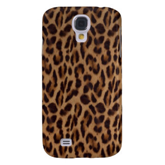 Valxart's Leopard skin illusion Samsung Galaxy S4 Cover