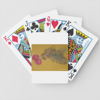 Valya's Radishes Bicycle Playing Cards