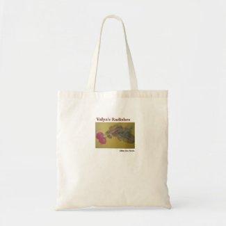Valya's Radishes Tote Bag