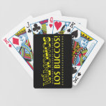 Vámonos Los Buccos! Poker Bicycle Playing Cards