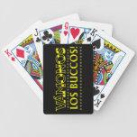 Vámonos Los Buccos! Poker Bicycle Poker Cards