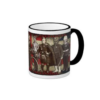 Vamos a enseñarle a la taza de café soldiering