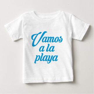VAMOS A LA PLAYA BABY T-Shirt