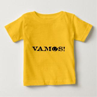 Vamos! Baby t-shirt