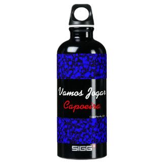 Vamos Jogar Capoeira-Royal Pain Water Bottle