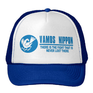 VAMOS NIPPON TRUCKER HATS