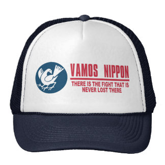 VAMOS NIPPON MESH HAT