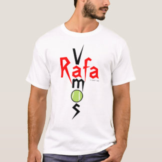 Vamos Rafa Tennis T-Shirt 2