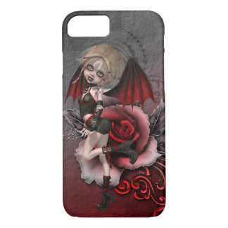 Vamp Babe iPhone 7 Case