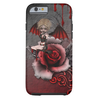 Vamp Babe Nightmare iPhone 6 Case