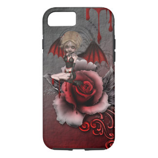 Vamp Babe Nightmare iPhone 7 Case