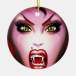 VAMP DOMME CHRISTMAS TREE ORNAMENTS