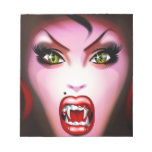 VAMP DOMME MEMO NOTEPADS
