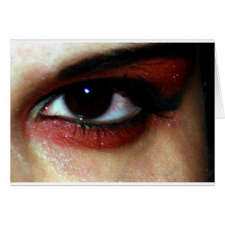 vamp eye card