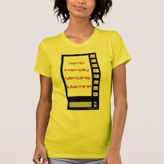 Vamp Friendly Vending Machine Shirt