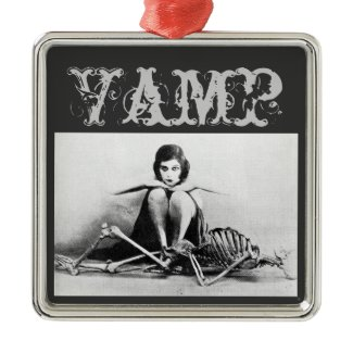 Vamp Ornaments