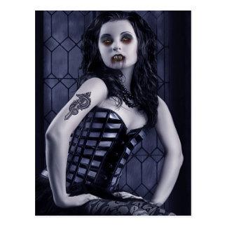 Vamp Postcard