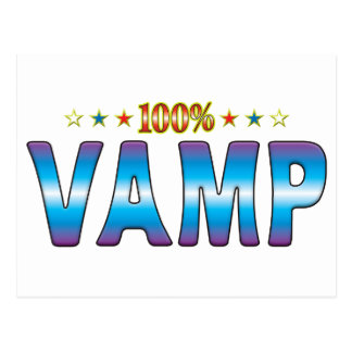 Vamp Star Tag v2 Postcards