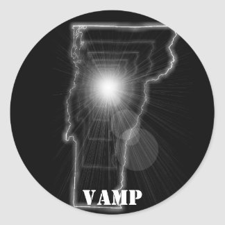 VAMP Sticker