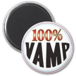Vamp Tag Refrigerator Magnets