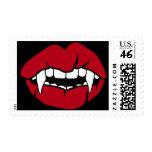Vamp Teeth Stamps