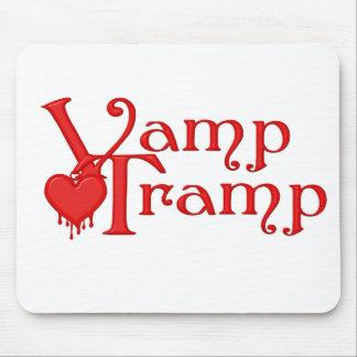 Vamp Tramp Fair Hero Series Mouse Pad