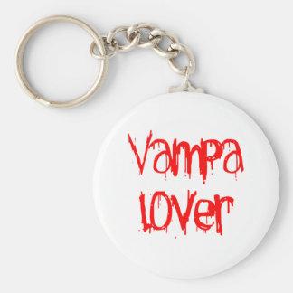 Vampa Lover Basic Round Button Keychain