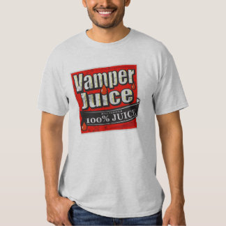 Vamper Juice T-shirts