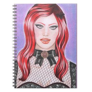 Vampgirl Notebook