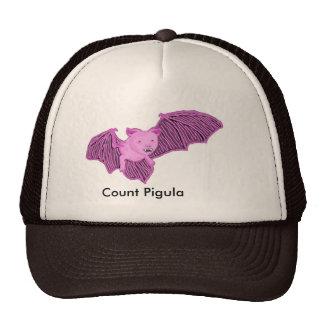 Vampimals Count Pigula Bat Form Trucker Hat