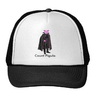Vampimals Count Pigula standing Trucker Hat