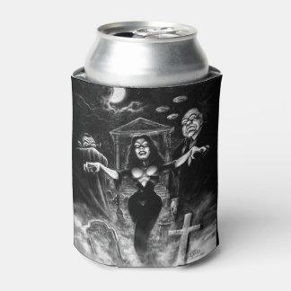 Vampira Plan 9 zombies Can Cooler