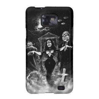 Vampira Plan 9 zombies Samsung Galaxy S2 Case