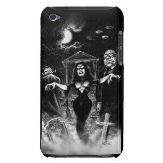 Vampira Plan 9 zombies iPod Touch Case
